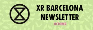 XR Barcelona - October Newsletter