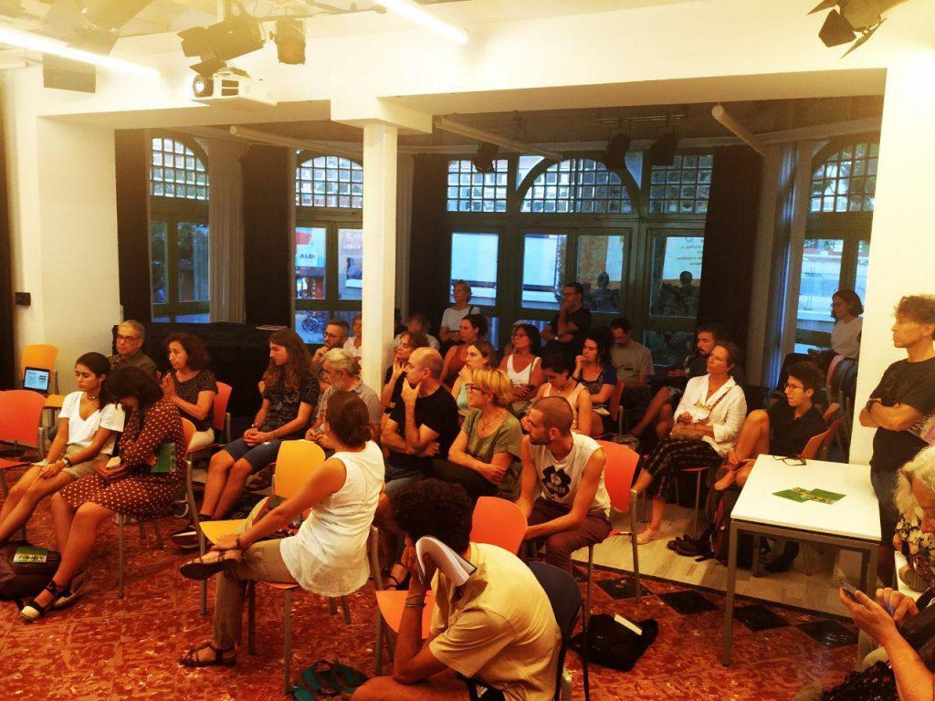 Climate crisis talks at Barcelona's Casa Orlandai