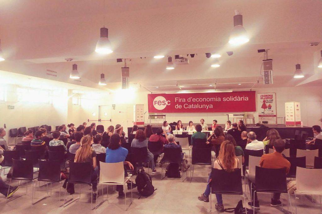 XR Barcelona participa en la FESC