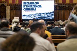 Declaración de Emergència Climàtica