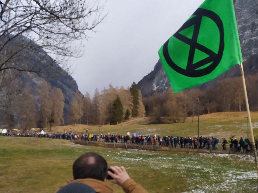 XR en Davos