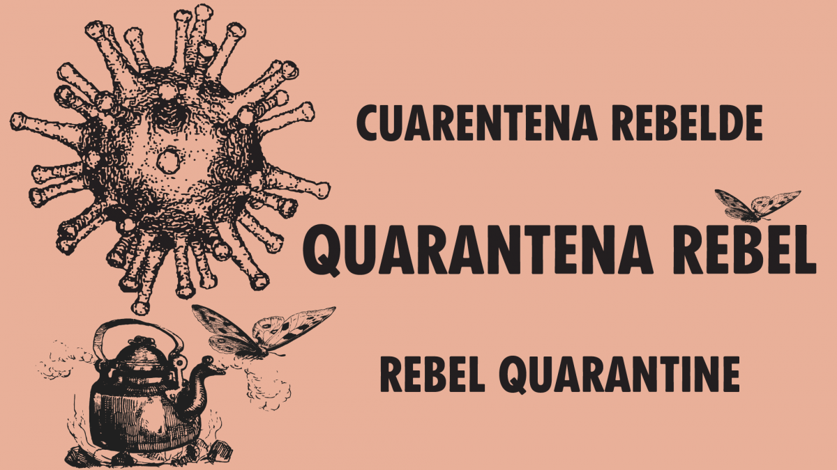 Quarantena Rebel Poster