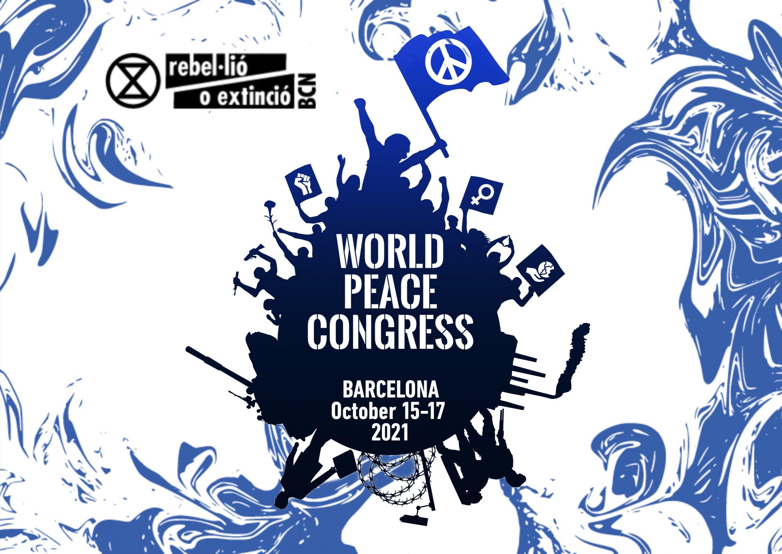 Logo del World Peace Congress